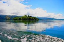 Sentani Lake, Sentani, Indonesia
