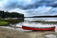 Grundy Lake Provincial Park, Britt, Canada