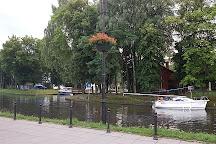Gizycko Swing Bridge, Gizycko, Poland