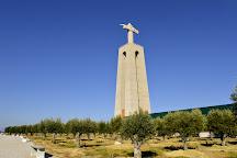 Santuario Nacional de Cristo Rei, Almada, Portugal