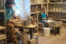 The Willows Pottery, Helen, United States
