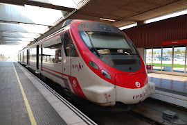 Железнодорожная станция  Barcelona Airport