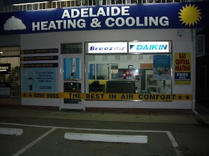 Adelaide Heating & Cooling - Air Conditioner Sales, Installation, Repair & Cleaning Service