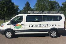 Great Bike Tours, Shelburne, United States