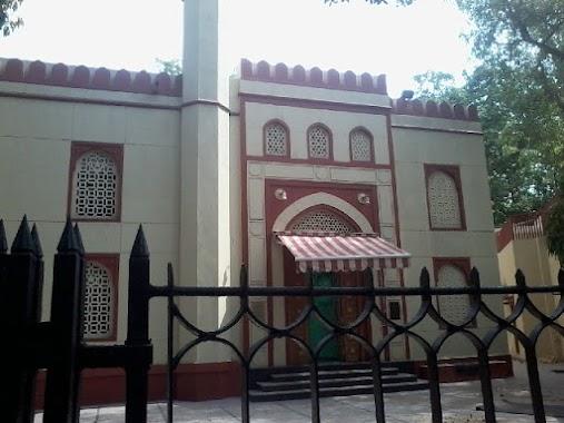 Parliament Masjid MA Yusufali, Author: Jahid Ali