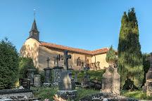 Cimetiere Saint-Hilaire, Marville, France