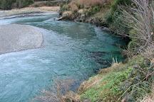 Fantail Falls, South Island, New Zealand