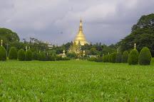 People's Square and Park, Yangon (Rangoon), Myanmar