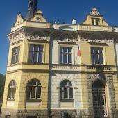 Железнодорожная станция  Rovensko Pod Troskami