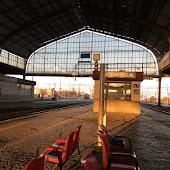 Железнодорожная станция  Legnica