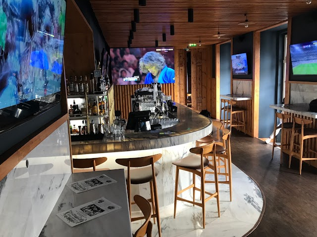 The Couch Sports Bar