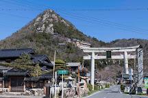 Tarobogu Shrine (Aga Shrine), Higashiomi, Japan
