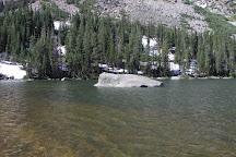 Wild Basin Area, Rocky Mountain National Park, United States