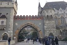Timewheel, Budapest, Hungary
