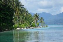 Candaraman Island, Balabac, Philippines