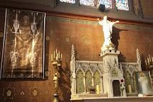 Eglise Notre-Dame-des-Menus, Boulogne-Billancourt, France