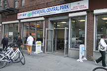Bike Rental Central Park, New York City, United States
