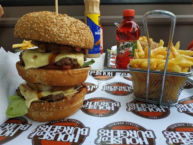 House of Burgers Sidi-Yahia