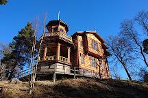 Villa Aino Ackte (Aino Ackten Huvila), Helsinki, Finland