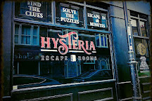 Hysteria Escape Rooms, Chatham, United Kingdom