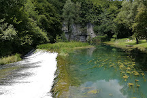River Krupa Spring, Semič, Slovenia