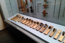 Takenaka Carpentry Tools Museum, Chuo, Japan