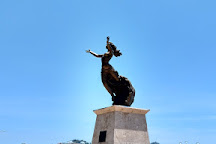 Monumento Mujer Mazalteca, Mazatlan, Mexico