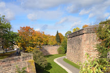 City Walls of Nuremberg, Nuremberg, Germany