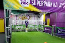 SuperPark Malaysia, Kuala Lumpur, Malaysia