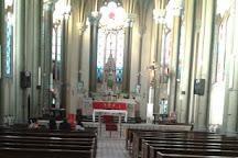 Igreja de Nossa Senhora dos Mares, Salvador, Brazil