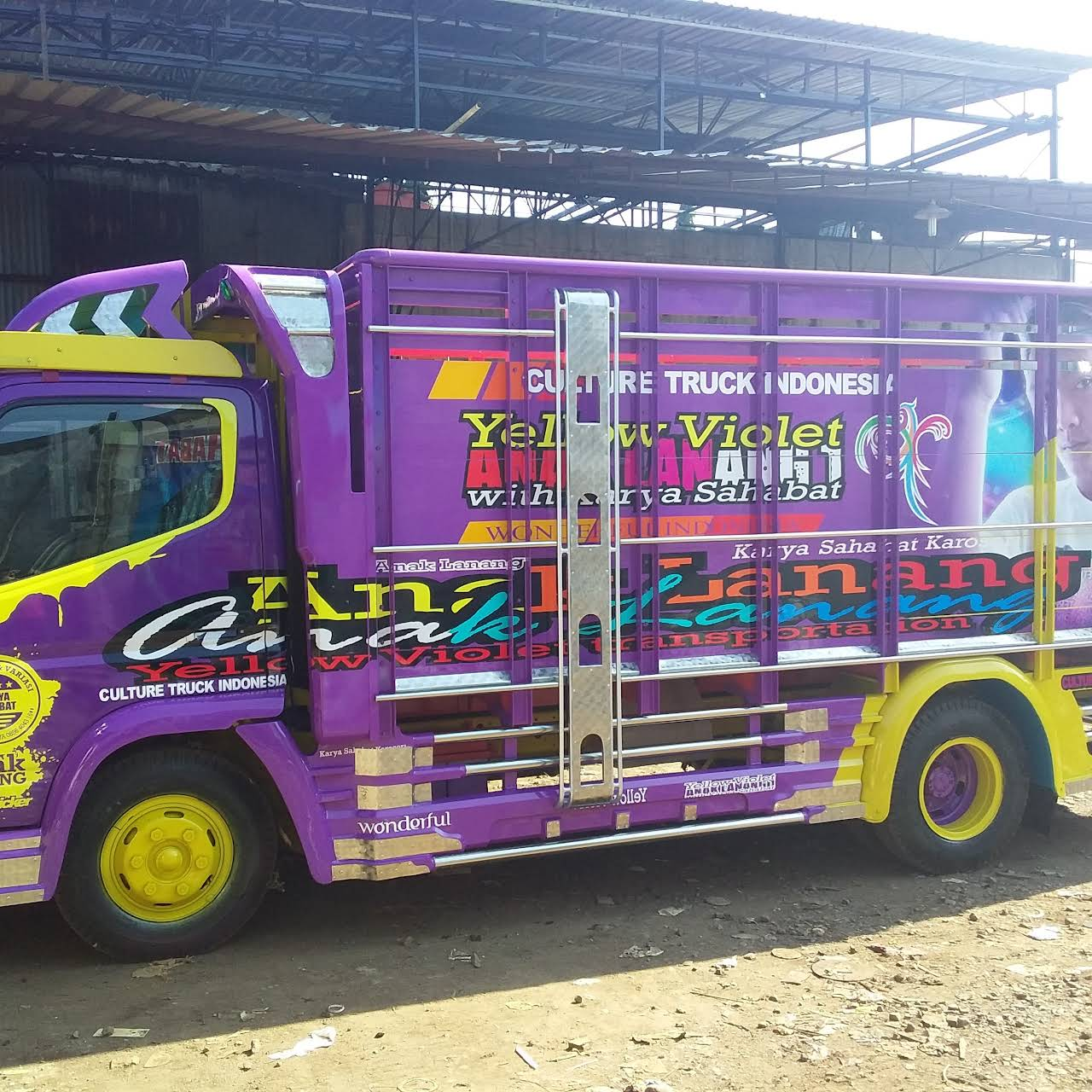 Cv Karya Sahabat Karoseri Bak Truk Dan Variasi Bengkel Mobil