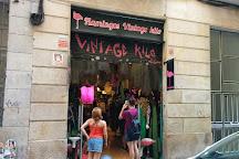 Flamingos Vintage Kilo, Barcelona, Spain