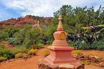 Amitabha Stupa & Peace Park, Sedona, United States