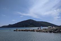 Golden Beach (Divari Beach), Gialova, Greece