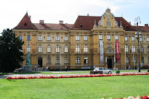 Museum of Arts and Crafts, Zagreb, Croatia