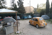 500 Touring Club, Florence, Italy