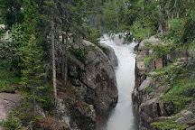 Chasm Falls, Rocky Mountain National Park, United States