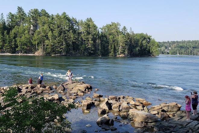 Visit Tidal Falls Preserve on your trip to Sullivan or