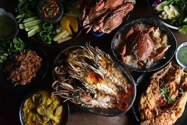RongSi Rimnaam (Thai Seafood) @Lhong1919