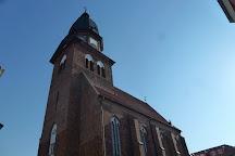 St. Georgen Church, Waren, Germany