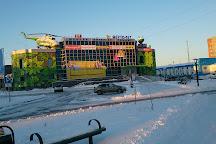 Mall Vertolet, Novy Urengoy, Russia