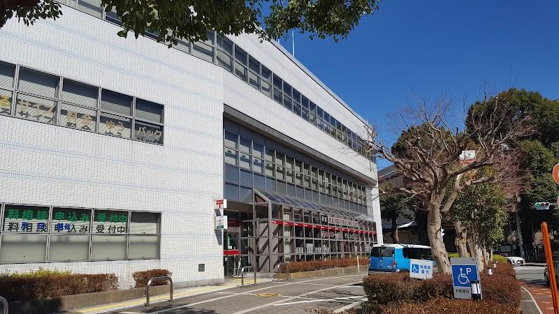 熱海郵便局 (静岡県熱海市水口町...