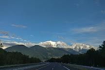 Karting du Mont-Blanc, Passy, France