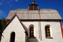 Ytterlannas gamla kyrka, Bollstabruk, Sweden