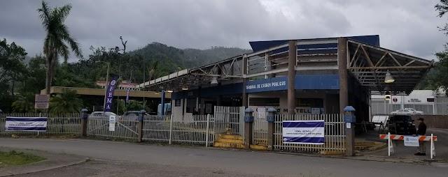 Terminal de Carros Públicos