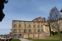 Musee de l'Abbaye, Gaillac, France