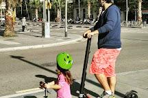 ElectricScooterBcn, Barcelona, Spain