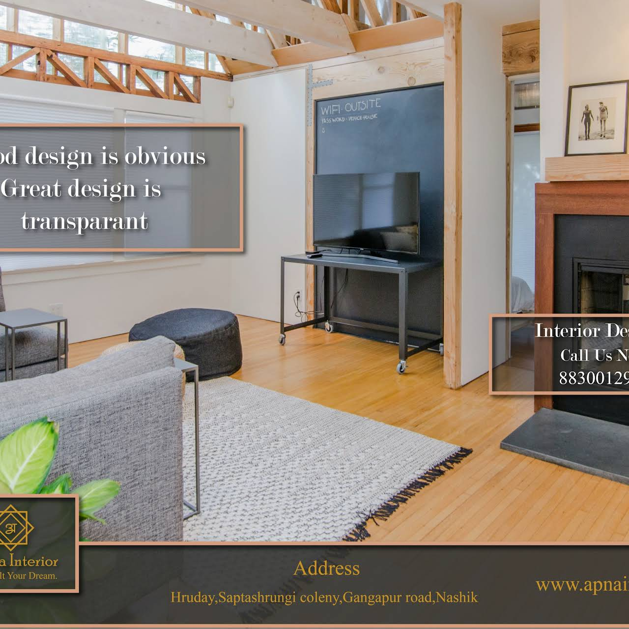 Apna Interior Interior Designer In Nashik