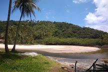 Jeribucacu Beach, Itacare, Brazil