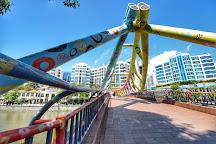 Alkaff Bridge, Singapore, Singapore